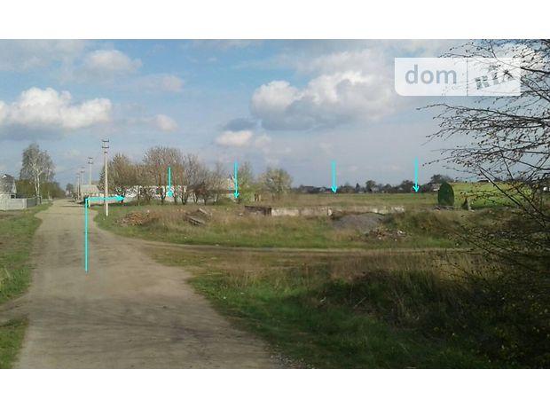 Земля під житлову забудову в селі Широка Гребля, площа 25 соток фото 1