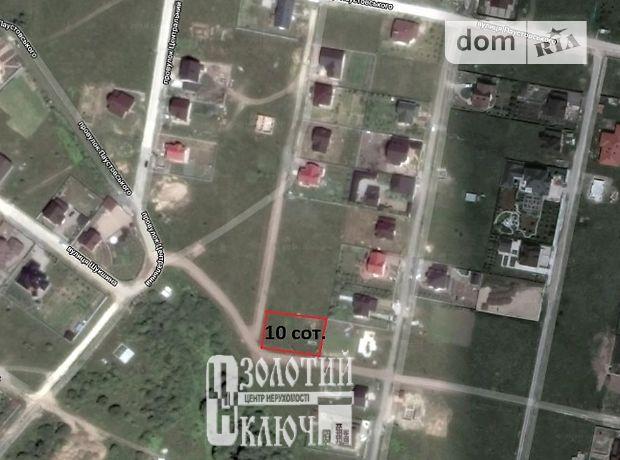 Продажа участка под жилую застройку, Хмельницкий, р‑н.Дехтярка, Айвазовського 17