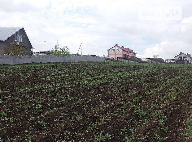 Земля под жилую застройку в Хмельницком, район Книжковцы, площадь 25 соток фото 1