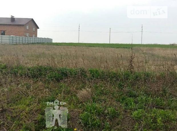 Земля под жилую застройку в селе Лесовые Гриновцы, площадь 22 сотки фото 1