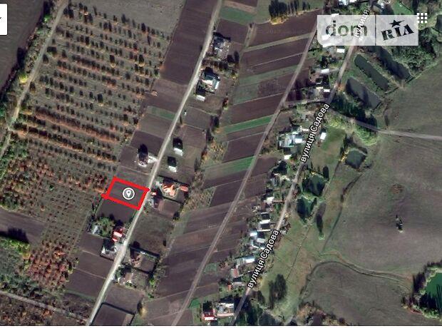 Земля под жилую застройку в селе Мацковцы, площадь 15 соток фото 1