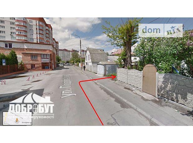 Продажа участка под жилую застройку, Хмельницкий, р‑н.Центр, Подольская улица