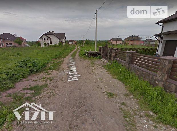 Продажа участка под жилую застройку, Ивано-Франковск, р‑н.Криховцы, калинова
