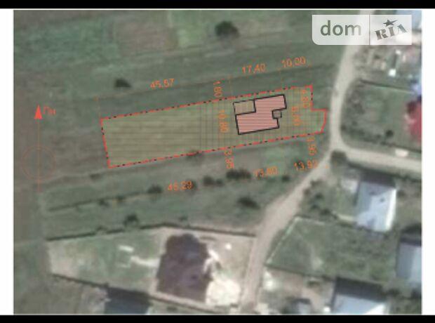 Земля под жилую застройку в селе Никитинцы, площадь 12.15 сотки фото 1