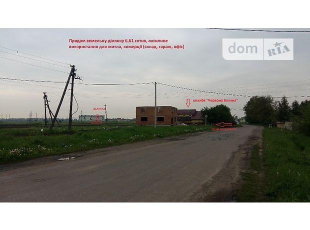 Продажа участка под жилую застройку, Ивано-Франковск, р‑н.Угорники