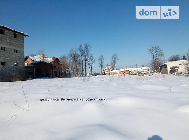 Продажа участка под жилую застройку, Ивано-Франковск