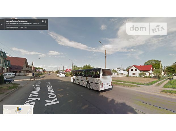 Земля под жилую застройку в Ивано-Франковске, район Коновальца Чорновола, площадь 6 соток фото 1
