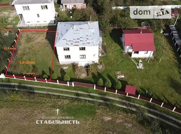 Земля під житлову забудову в селі Угорники, площа 3 сотки фото 1