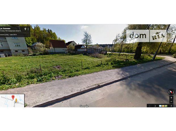 Продажа участка под жилую застройку, Житомир, р‑н.Богуния, Сосновая улица