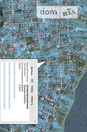 Продаж ділянки під житлову забудову, Житомир, р‑н.Довжик, Соснова вулиця