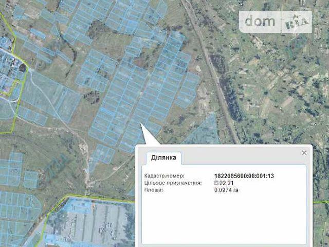 Продажа участка под жилую застройку, Житомир, р‑н.Гормолзавод, Железнодорожная