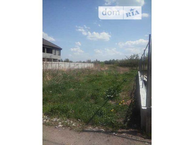 Продажа участка под жилую застройку, Житомир, р‑н.Гормолзавод