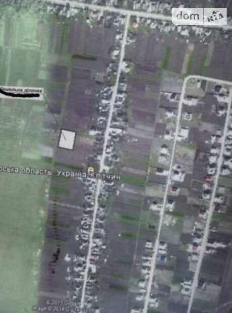 Земля под жилую застройку в селе Клитчин, площадь 21 сотка фото 1