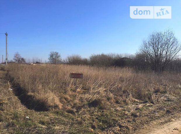 Земля под жилую застройку в Житомире, район Крошня, площадь 9 соток фото 1
