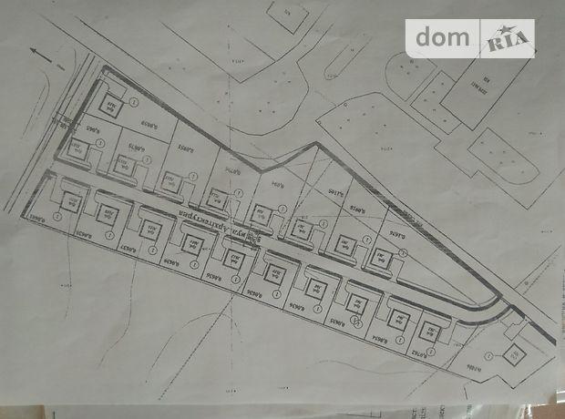 Земля под жилую застройку в Житомире, район Крошня, площадь 6 соток фото 1