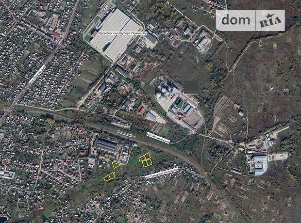 Земля под жилую застройку в Житомире, район Крошня, площадь 12 соток фото 2