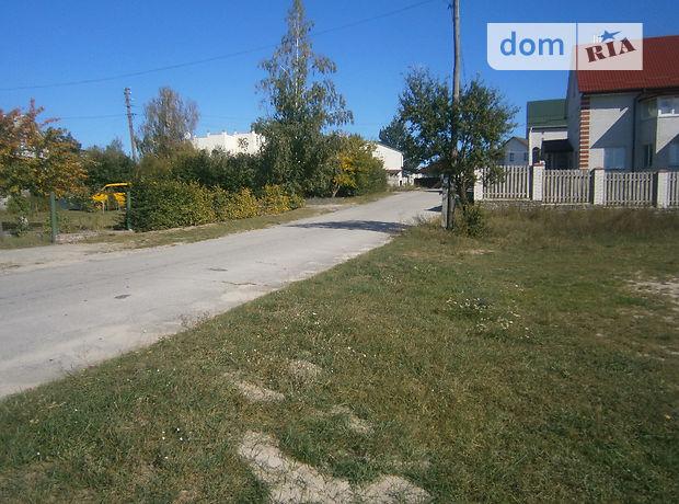 Продажа участка под жилую застройку, Житомир, р‑н.Максютова, Приветная улица