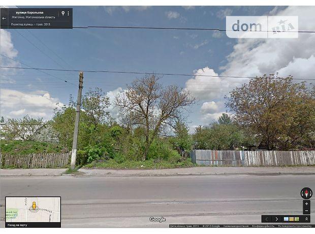 Продажа участка под жилую застройку, Житомир, р‑н.Полевая, Королева  улица