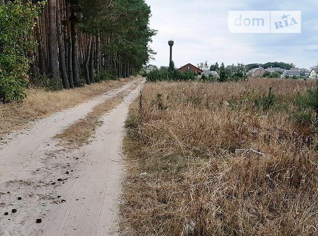 Земля под жилую застройку в селе Солнечное, площадь 15 соток фото 1