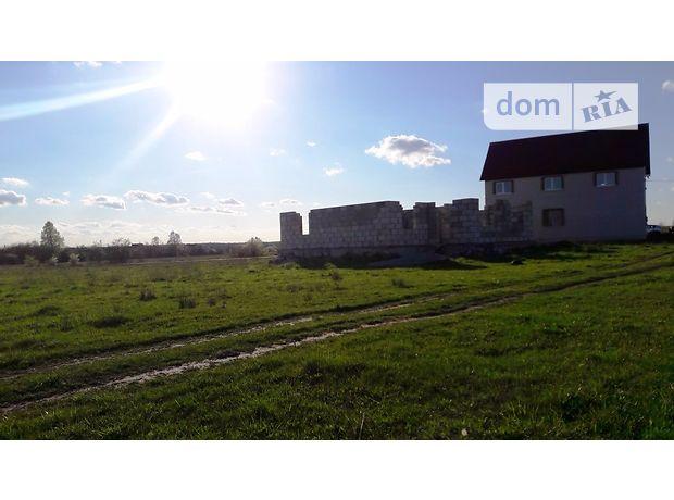 Продажа участка под жилую застройку, Житомир, c.Солнечное