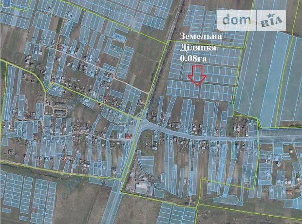 Продажа участка под жилую застройку, Львовская, Жолква, c.Малые Подлески
