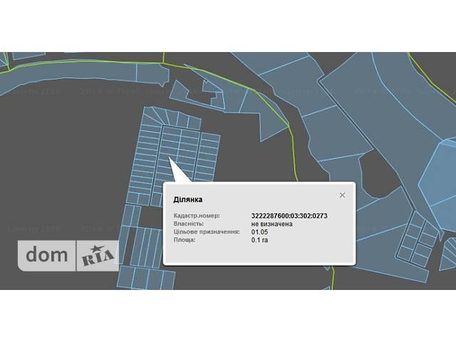 Продажа участка под жилую застройку, Киевская, Кагарлык, c.Стайки, Киевская