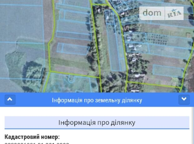 Земля під житлову забудову в селі Переселення, площа 10 соток фото 1