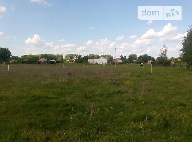 Земля під житлову забудову в селі Сальник, площа 20 соток фото 1