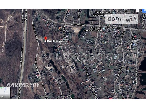 Земля под жилую застройку в селе Чапаевка, площадь 7 соток фото 1