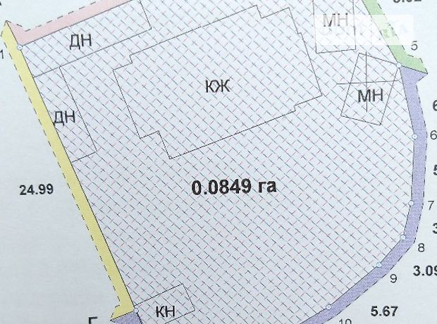 Земля под жилую застройку в Киеве, район Деснянский, площадь 8 соток фото 1
