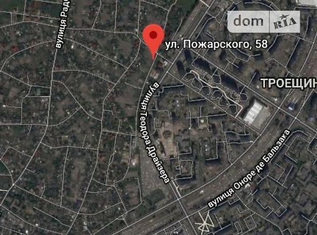 Продажа участка под жилую застройку, Киев, р‑н.Троещина, Пожарского Троещина улица 58