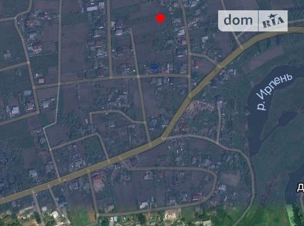 Продажа участка под жилую застройку, Киевская, Киево-Святошинский, c.Гнатовка