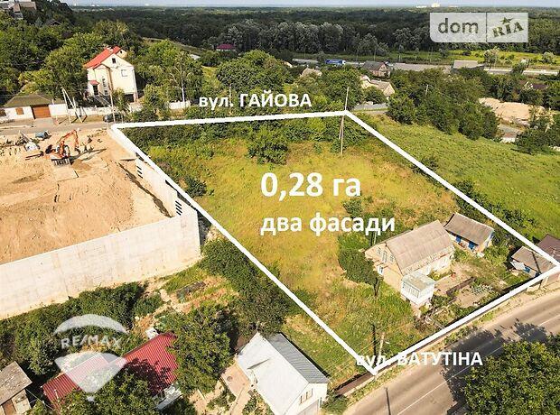 Земля под жилую застройку в селе Лесники, площадь 28 соток фото 1