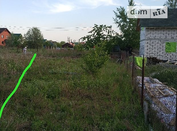 Продажа участка под жилую застройку, Киевская, Киево-Святошинский, c.Новое, Черновола