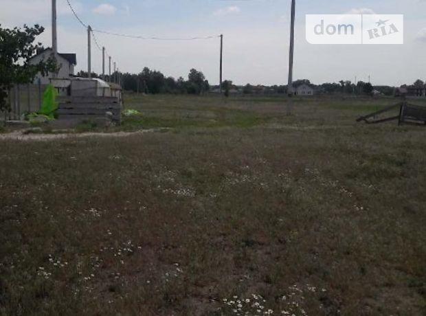 Продажа участка под жилую застройку, Киевская, Киево-Святошинский, c.Горенка