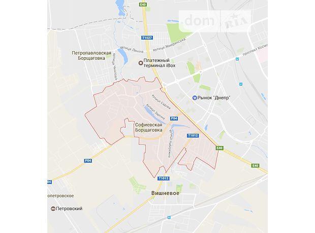 Продажа участка под жилую застройку, Киевская, Киево-Святошинский, c.Софиевская Борщаговка