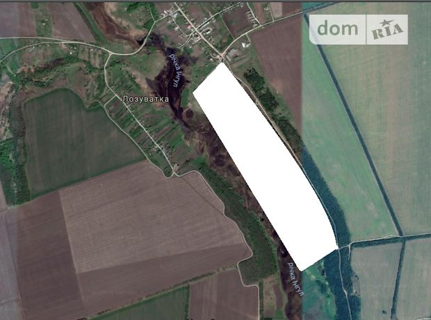 Земельна ділянка під житлову забудову в Кропивницькому, площа 14.44 Га фото 1