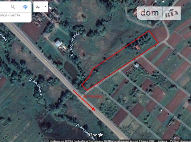Земля под жилую застройку в селе Пядики, площадь 53.9 сотки фото 1