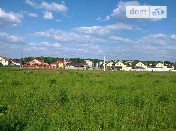 Земля под жилую застройку в селе Красноселка, площадь 10 соток фото 1
