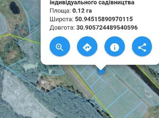 Земля под жилую застройку в селе Любечанинов, площадь 12 соток фото 1