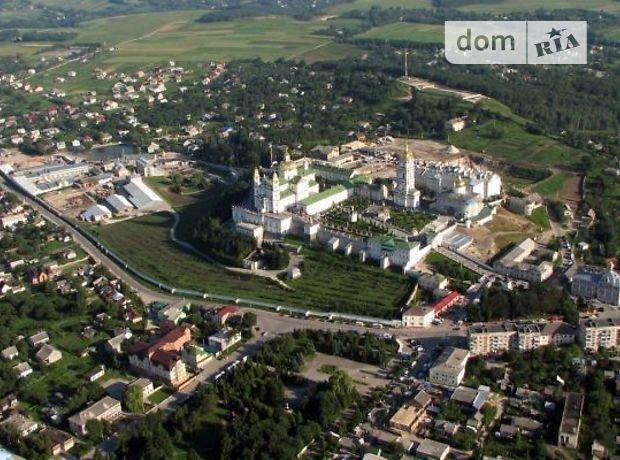 Продажа участка под жилую застройку, Тернопольская, Кременец, c.Почаев