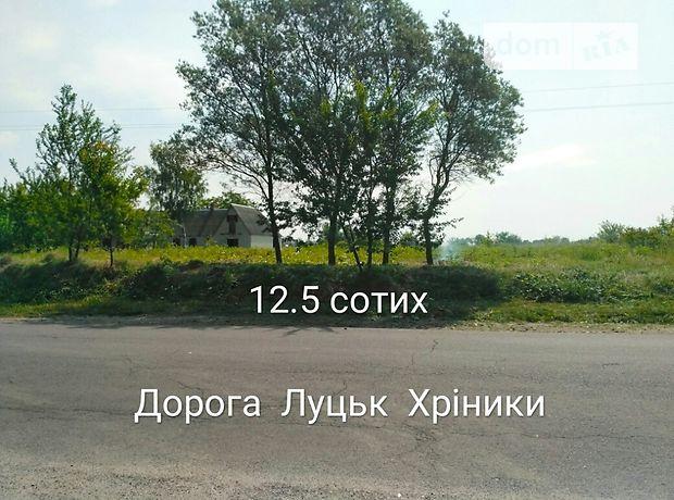 Продажа участка под жилую застройку, Луцк, c.Проминь