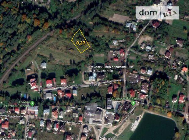 Земля под жилую застройку в селе Брюховичи, площадь 27 соток фото 2