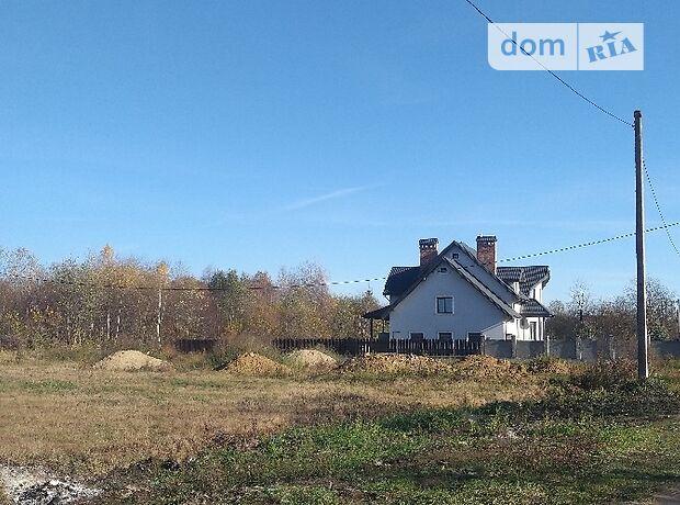Земельна ділянка під житлову забудову в Львові, площа 12 соток фото 1