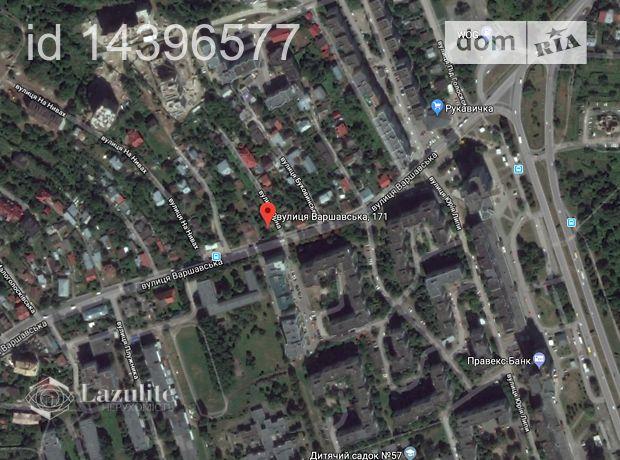 Продажа участка под жилую застройку, Львов, р‑н.Шевченковский, Варшавская улица