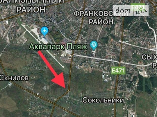 Продажа участка под жилую застройку, Львов, р‑н.Сокольники