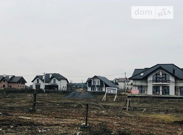 Земля під житлову забудову в селі Рудне, площа 8 соток фото 1