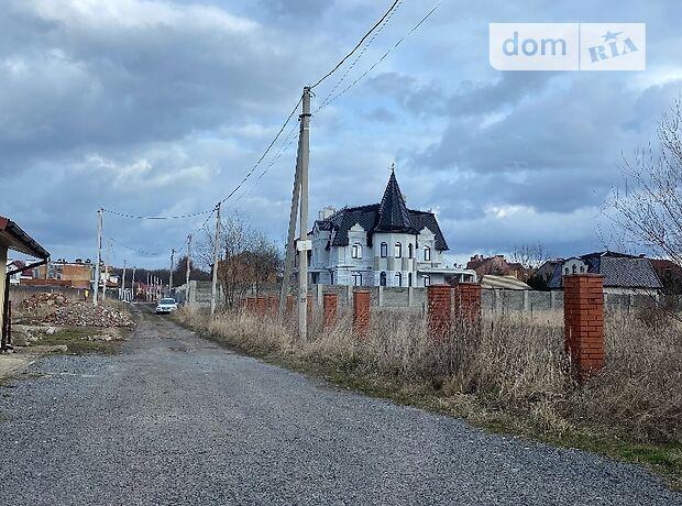 Земельна ділянка під житлову забудову в Львові, площа 10 соток фото 1
