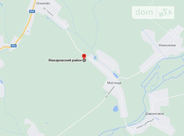 Земля под жилую застройку в селе Мостище, площадь 25 соток фото 1