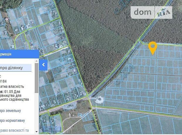 Земля под жилую застройку в селе Ясногородка, площадь 12.3 сотки фото 1